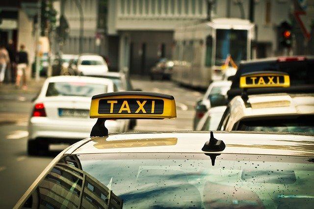 taxi serock
